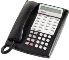 avaya telephone replacement system